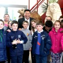 Rep. Tony Hwang hosts Frenchtown Elementary Tour of CT Science Center