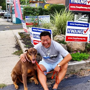 Tony Hwang Senate HQ Fairfield CT