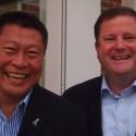 John McKinney Says 28th Senate District Needs Tony Hwang's Leadership