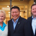 Tony Hwang's State Senate Campaign Gets Boost From Llodra, McKinney