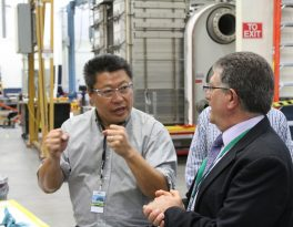 Senator Tony Hwang Enabled Connecticut based FuelCell Energy to Create Over 100 New Highly Skilled Manufacturing Jobs