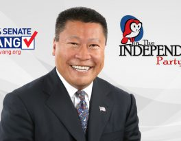Tony Hwang Endorsed by the Connecticut Independent Party for State Senate