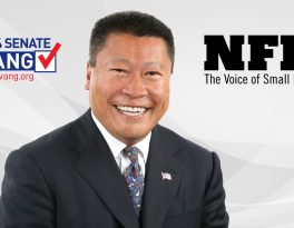 Senator Tony Hwang Endorsed by National Federation of Independent Business (NFIB)
