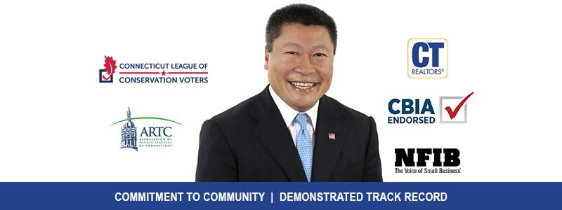 Hwang4Senate CT Endorsements