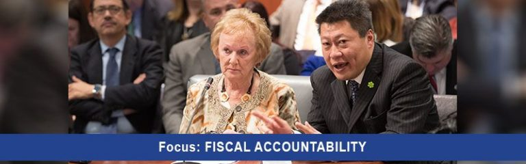 Fiscal Accountability for Connecticut