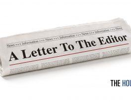 Letter to the Editor: Joseph & Katia Colaprico