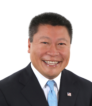 State Senator Tony Hwang - 28th CT State Senate District